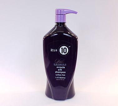 Its a 10 Miracle Silk Shampoo