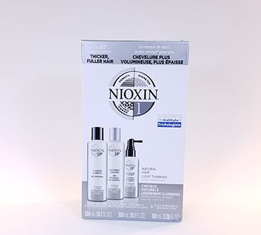 Nioxin Shampoo Package